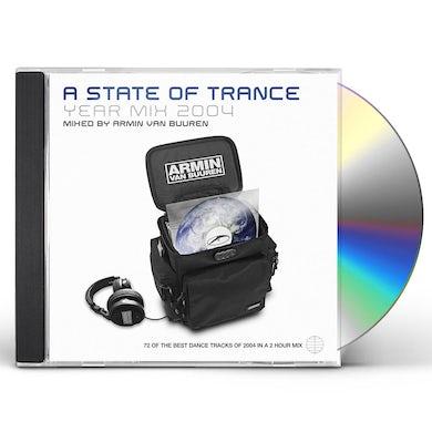 Armin van Buuren STATE OF TRANCE YEAR MIX '04 CD