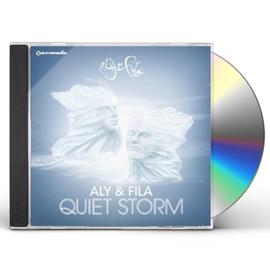 Aly & Fila QUIET STORM CD