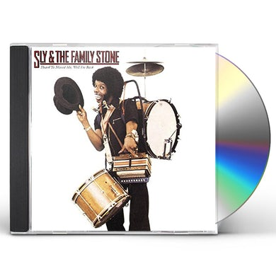 Sly & The Family Stone HEARD YA MISSED ME WELL I'M BACK CD