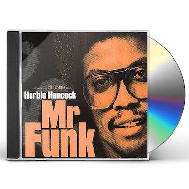 Herbie Hancock MR FUNK CD