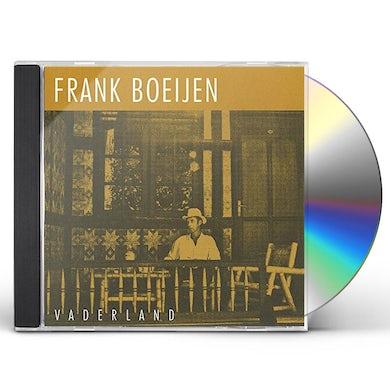 Frank Boeijen VADERLAND CD