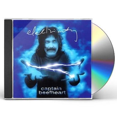 Captain Beefheart ELECTRICITY CD