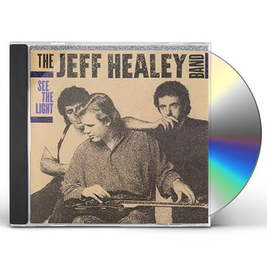 Jeff Healey SEE THE LIGHT CD