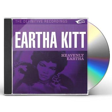 Eartha Kitt HEAVENLY EARTHA (24BIT REMASTERED) CD