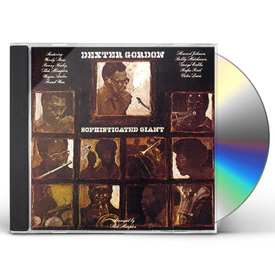 Dexter Gordon SOPHISTICATED GIANT CD