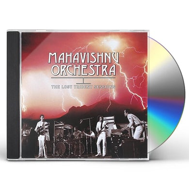 Mahavishnu Orchestra LOST TRIDENT SESSIONS CD