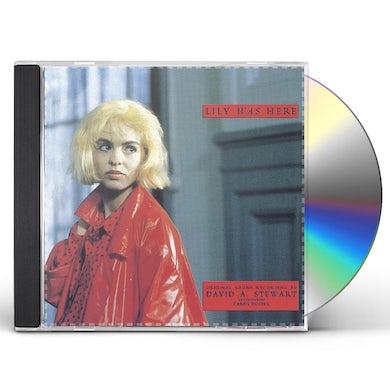 David A Stewart LILY WAS HERE / Original Soundtrack CD