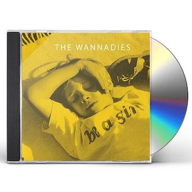 The Wannadies BE A GIRL CD