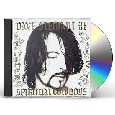 Dave Stewart & The Spiritual Cowboys CD