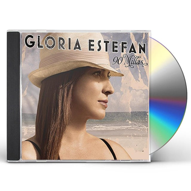 Gloria Estefan 90 MILLAS + 2 CD