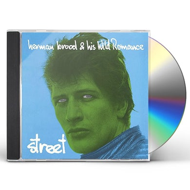 Herman Brood & His Wild Romance STREET CD