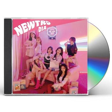 Dia 5TH MINI ALBUM: NEWTRO CD