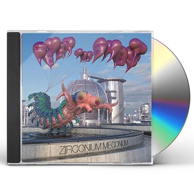 FEVER THE GHOST ZIRCONIUM MECONIUM CD