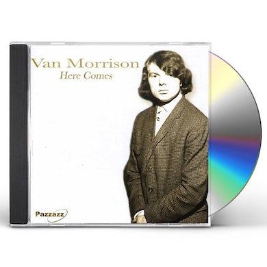 Van Morrison HERE COMES CD