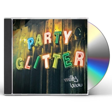Milly Beau PARTY GLITTER CD