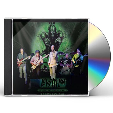 Leviathan RESURRECTED CD