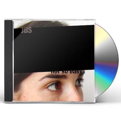 The J.B.'s NOT SO EASY CD
