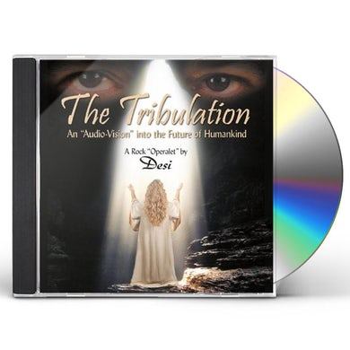 DESI TRIBULATION CD