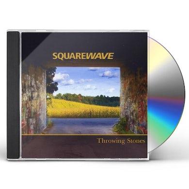 Squarewave THROWING STONES CD