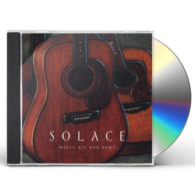 Mike Brandon SOLACE-WHERE ARE YOU NOW CD
