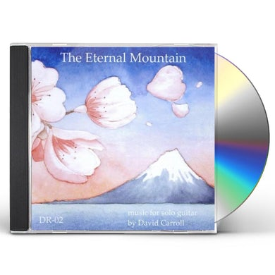 Dave Carroll ETERNAL MOUNTAIN CD