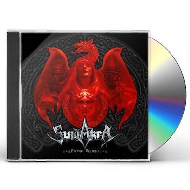 Suidakra ETERNAL DEFIANCE CD