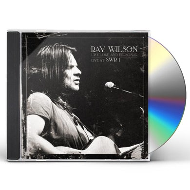 Ray Wilson UP CLOSE & PERSONAL-LIVE AT SWR1 CD
