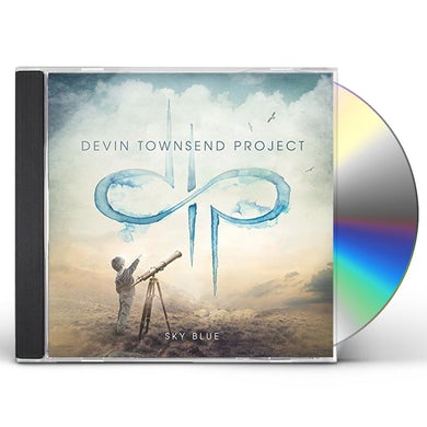 Devin Townsend Project SKY BLUE CD