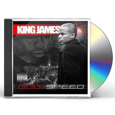 King James GODSPEED CD