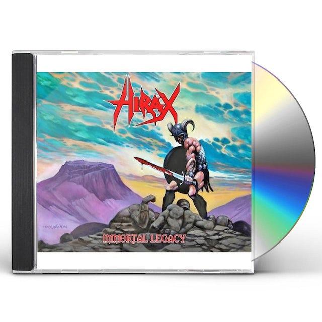 Hirax IMMORTAL LEGACY CD