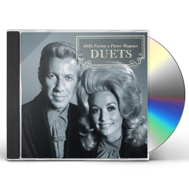 Porter Wagoner DUETS CD