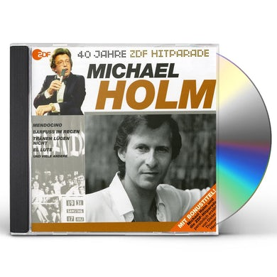 Michael Holm DAS BESTE AUS 40 JAHREN HITPARADE CD