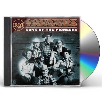 Sons Of The Pioneers RCA COUNTRY LEGENDS CD
