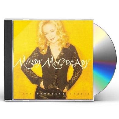 Mindy McCready TEN THOUSAND ANGELS CD