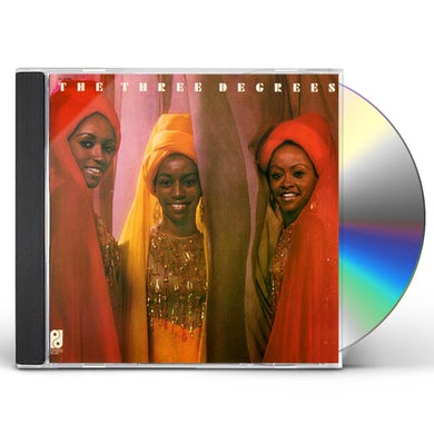 THREE DEGREES CD