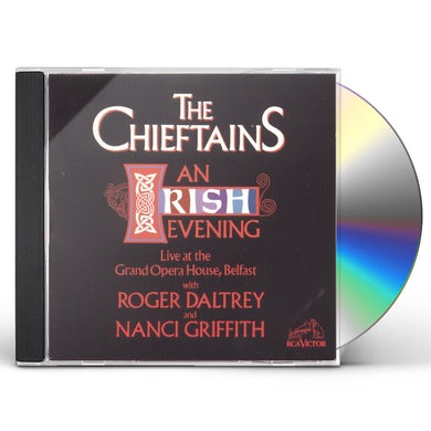 Chieftains IRISH EVENING CD