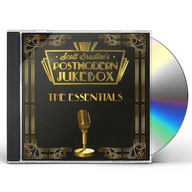 Scott Bradlee's Postmodern Jukebox ESSENTIALS CD