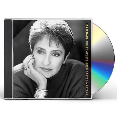 Joan Baez COMPLETE GOLD CASTLE MASTERS CD