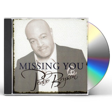 Peabo Bryson MISSING YOU CD