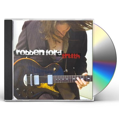 Robben Ford TRUTH CD