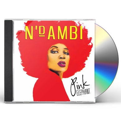 N'Dambi PINK ELEPHANT CD