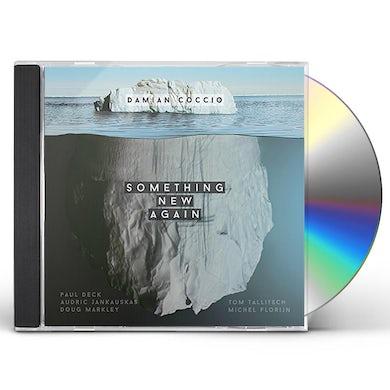Damian Coccio SOMETHING NEW AGAIN CD