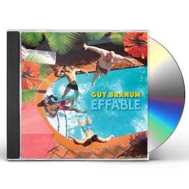 Guy Branum EFFABLE CD