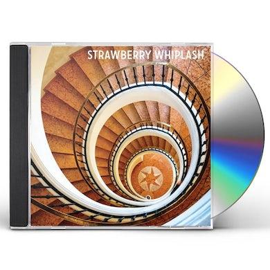 Strawberry Whiplash STUCK IN THE NEVER ENDING NOW CD