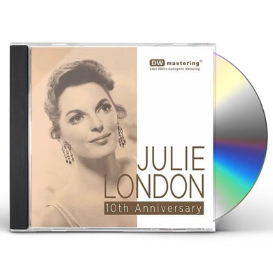 JULIE LONDON: 10TH ANNIVERSARY CD