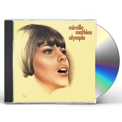 Mireille Mathieu LIVE OLYMPIA 67 / 69 CD