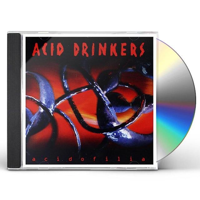Acid Drinkers ACIDOFILIA CD