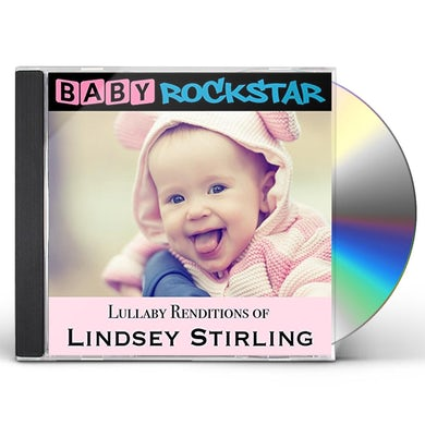 Baby Rockstar  LULLABY RENDITIONS OF LINDSEY STIRLING CD