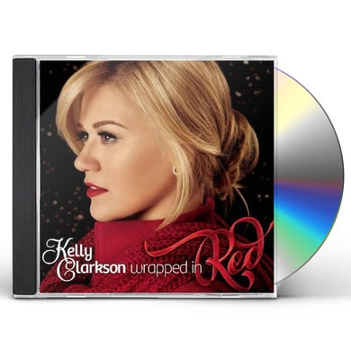 Kelly Clarkson WRAPPED IN RED: DELUXE EDITION CD