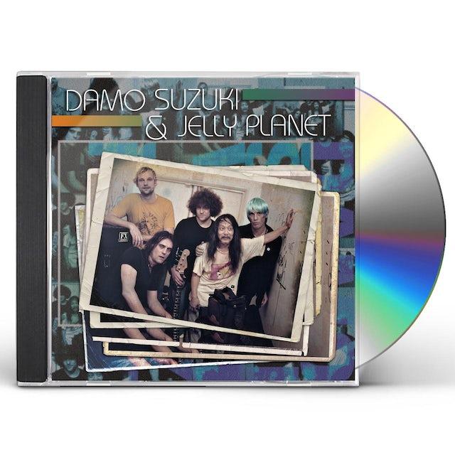 Damo Suzuki / Jelly Planet DAMO SUZUKI & JELLY PLANET CD
